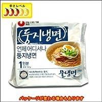★sinnara★【農心】インスタント水冷麺(ドゥンジ)