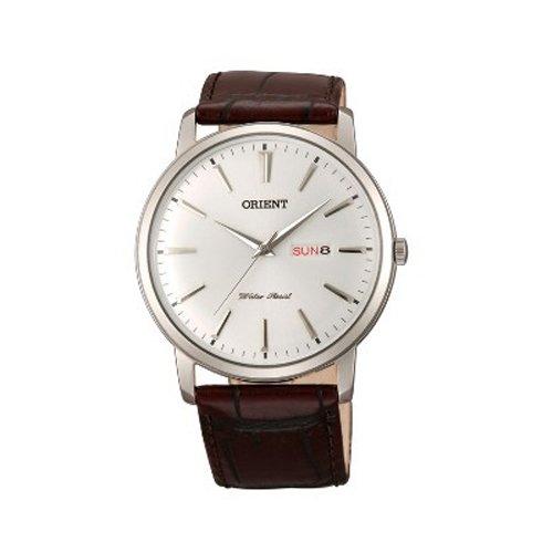 Orient FUG1R003W6 - Orologio da polso, pelle, colore: marrone