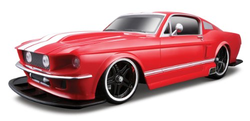 Maisto R/C 1:12 1967 Ford Mustang (Colors/Styles May Vary)