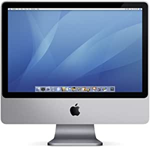 "Apple iMac Desktop with 20"" Display MA876LL/A (2.0 GHz Intel Core 2 Duo, 1 GB RAM, 250 GB Hard Drive, SuperDrive)"