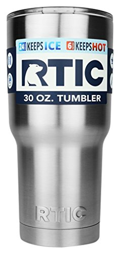 알틱 30온스 텀블러, 스테인리스 RTIC 30 oz. Tumbler,Stainless Steel