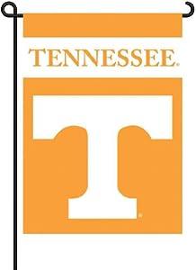 Buy NCAA Tennessee Volunteers 2-Sided Garden Flag by BSI
