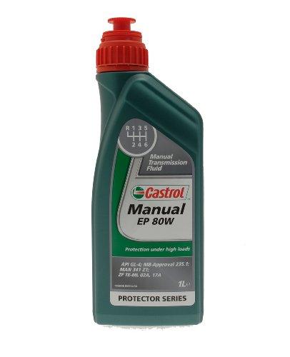 Castrol 18965600 80W-90 1L Castrol Manual EP Oil