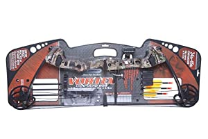 Barnett Vortex Adjustable Camo Right Hand Youth Compound Bow Package by Barnett