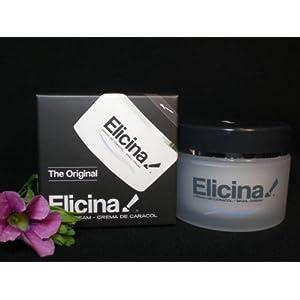 Elicina Crema de Caracol Snail lotion Eliminates & Softens Wrinkles, Acne, Rosacea, Scars, Burns, Age destinations & expand Marks