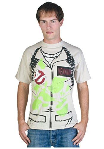 Ghostbusters Venkman Costume Glow