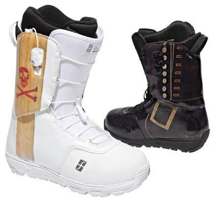 Forum Booter Snowboard Boot - Men's Yargggh, 10.5