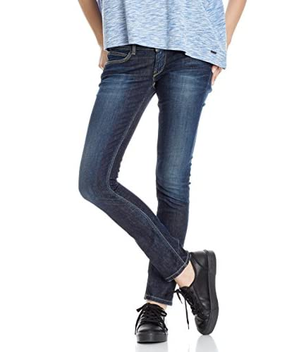 Pepe Jeans London Vaquero Basics Pc Azul Oscuro W29L30