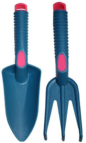 Plastic trowel and cultivator garden tool set 58toolf6 for Garden trowels for sale