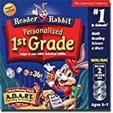 Reader Rabbit Personalized 1st Grade Deluxe