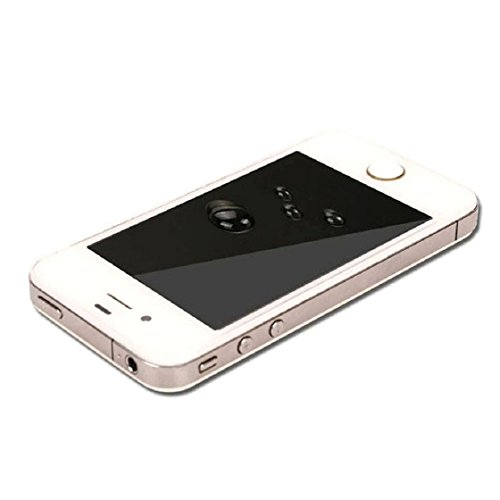 Abc 1 Set High Quality Front & Back Tempered Glass Film Screen Protector For Iphone 4 4S 4G