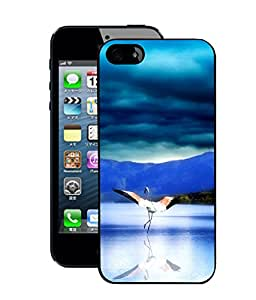 djipex DIGITAL PRINTED BACK COVER FOR APPLE IPHONE 5S