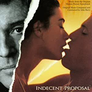 John Barry, Various Artists - Indecent Proposal: Music From The