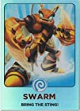 Skylanders Giants No. 166 SWARM - Giants Individual Trading Card