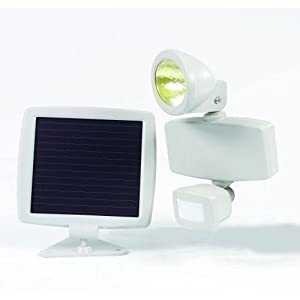 Scribble Adults, Solar Security Light