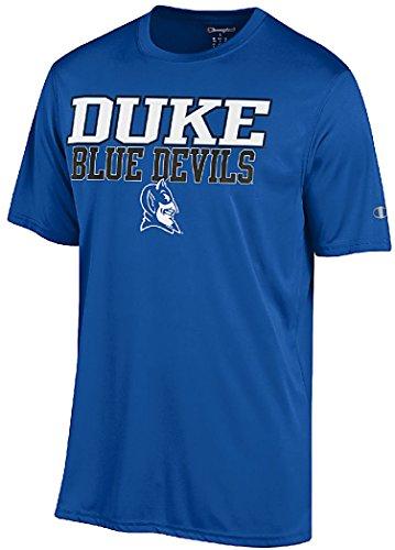 Duke Blue Devils Royal Vapor Dry Champion Powertrain Short Sleeve T-Shirt (Large) (Duke Blue Devils Dry Fit Shirt compare prices)