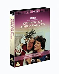 Keeping up appearances series 3 amp 4 1992 dvd 1990 amazon co uk