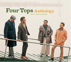 The Four Tops - Anthology 50th Anniversary - Zortam Music