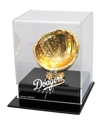 MLB Los Angeles Dodgers Gold Glove Single Baseball Display Case at Amazon.com