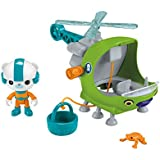 Octonauts Gup H and Barnacles