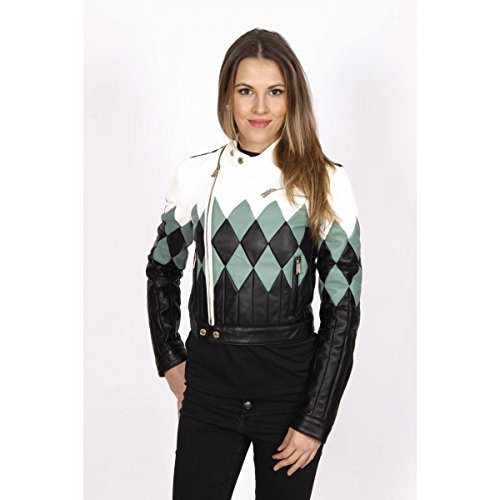 giacca donna Dsquared2 ladies jacket s75am0338 sx7817 965 -- 42 eur - 6 us