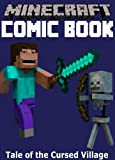 Minecraft Comic Book: Tale of the Cursed Village