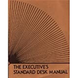 img - for The Executive's Standard Desk Manual book / textbook / text book