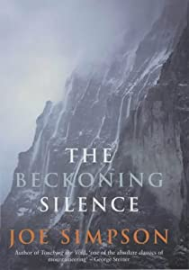 "Cover of ""THE BECKONING SILENCE"""
