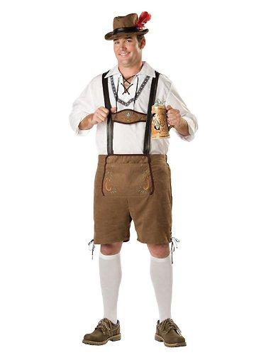 Plus Oktoberfest Guy (2X) front-861385
