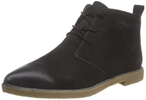 Tamaris 25131, Damen Chukka Boots, Schwarz (Black 001), 39 EU (6 Damen UK)