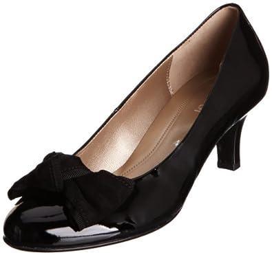 Gabor  Fern P/S, Escarpins femme - Noir - noir, 37 (4.5 UK)