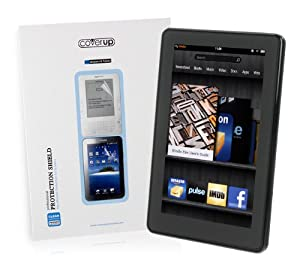 """Cover-Up Anti-Glare Matte Screen Protector for Amazon Kindle Fire 7"""" Wi-Fi Tablet PC"""