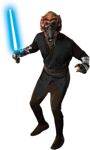 Adult Men's Plo Koon Star Wars Halloween Costume