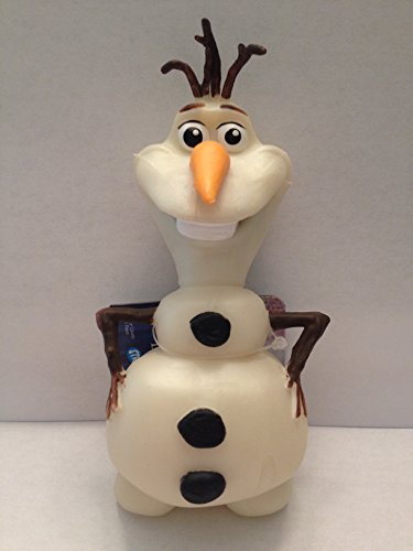 Disney Frozen Olaf Stretchable Life Like Snowman Figure
