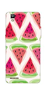 Go Hooked Designer Soft Back cover for OPPO F1 Plus + Free Mobile Stand (Assorted Design)