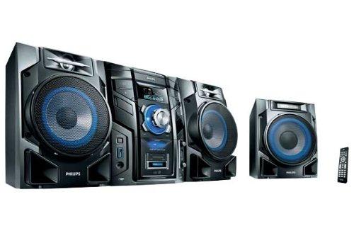 Philips FWM608/12 600W Subwoofer Mini Hi-Fi System