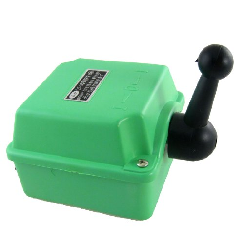 Ac 380V 7A Forward/Stop/Reverse Cam Starter Changeover Switch Qs-15A
