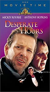 Desperate Hours [VHS]