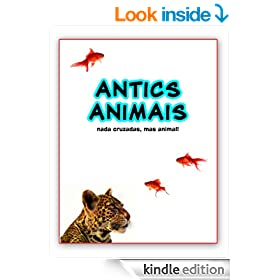 antics animais ; nada cruzadas, mas animal! (Portuguese Edition)