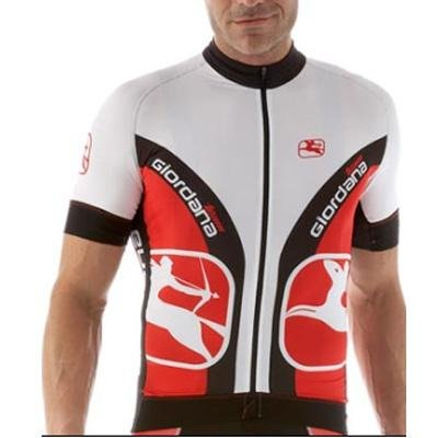 Buy Low Price Giordana 2011 Men's FormaRed-Carbon Trade Short Sleeve Cycling Jersey – Red – GI-SSFR-TRAD-GIRD (B002NFTWTU)
