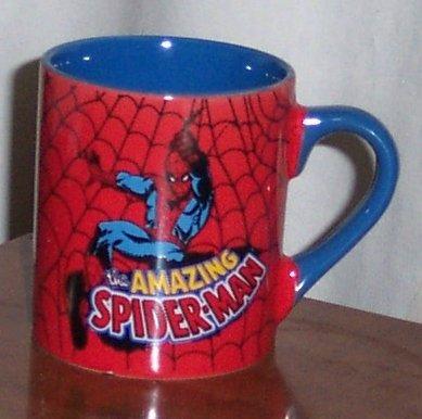 Spider Man Coffee Mug