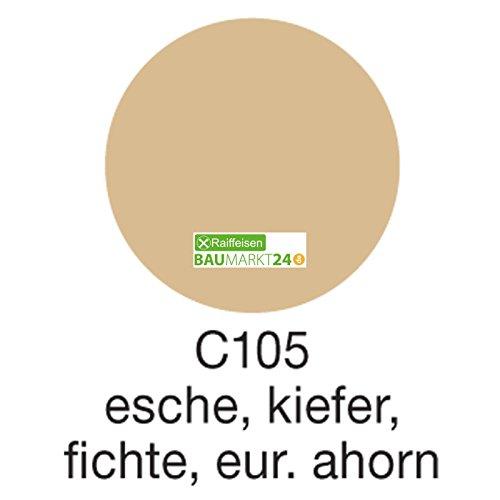 OttoSeal, A221, Parkett, die siliconfreie plastische Parkettfugenmasse für Holz-, Laminat- und Korkböden, 310ml Farbe: C105 ESCHE KIEFER AHORN FICHTE