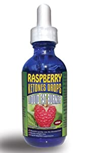 Raspberry Ketones Ultra Pure Liquid Fat-burner Easy To Take Drops That Absorb Into Your Body 3x Faster Than Pills To Help Suppress The Appetite Fast And Melt The Fat Away Full 30 Day Supply by SuppleSense, LLC