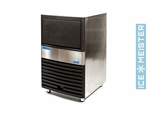 New Icemeister 85 Lb Cube Ice Undercounter Commercial Ice Maker Machine (Fc85A)
