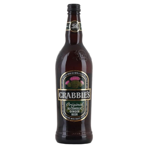 Crabbies Alcoholic Ginger Beer (12 x 500ml)