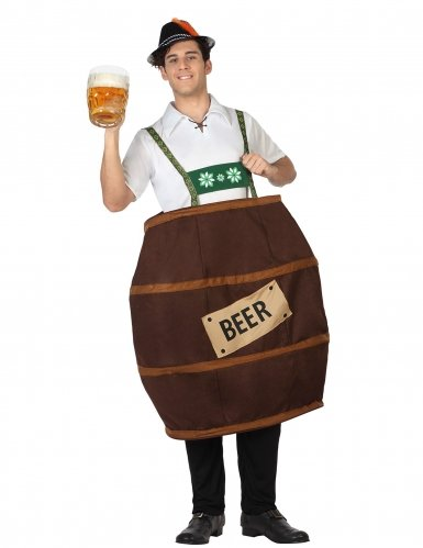 Atosa-26754-Disfraz-Para-Adultos-Barril-De-Cerveza-T-3