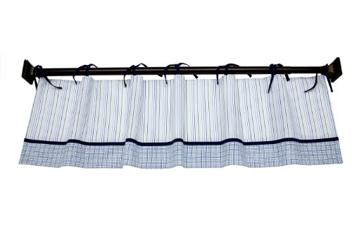Nautica Zachary Window Valance