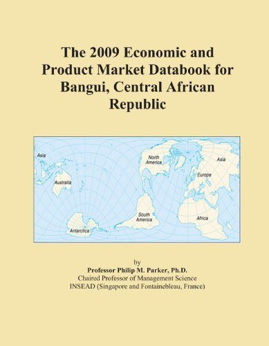 The 2009 Economic and Product Market Databook