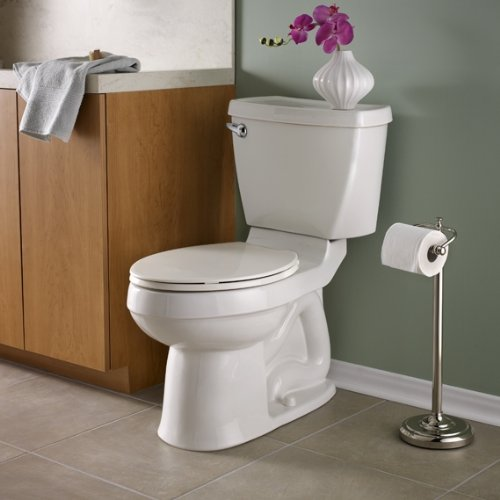 American Standard 2002.014.020 Champion-4 Right Height Elongated Two-Piece Toilet