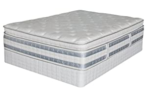 Cal King Serta Perfect Day iSeries Ceremony Super Pillow Top Mattress Set